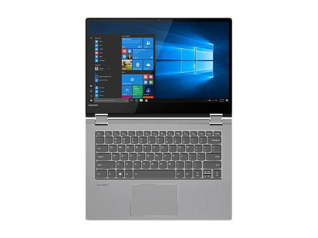 "Lenovo Flex 14 81EM000WUS Intel Core i3 8th Gen 8130U (2.20 GHz) 8 GB Memory 128 GB PCIe SSD Intel UHD Graphics 620 14"" Touchscreen 1366 x 768 Convertible 2-in-1 Laptop Windows 10 Home 64-Bit"