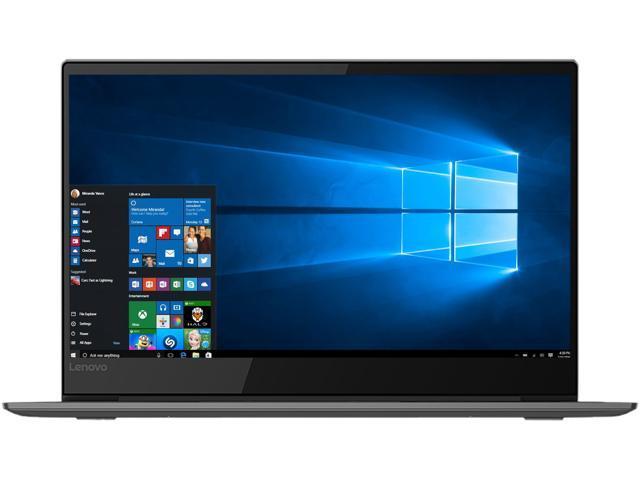 "Lenovo Laptop IdeaPad 730S 81JB0003US Intel Core i7 8th Gen 8565U (1.80 GHz) 16 GB Memory 512 GB NVMe SSD Intel UHD Graphics 620 13.3"" Windows 10 Home 64-Bit"