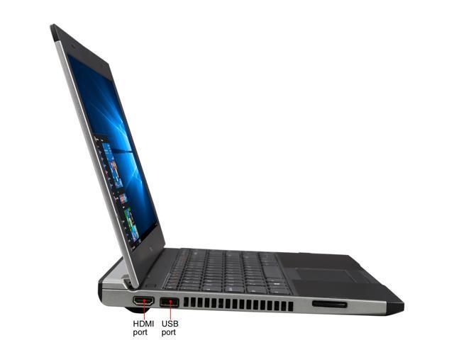 "Refurbished: DELL Grade A Laptop 3330 Intel Core i5 3rd Gen 3337U (1.80 GHz) 4 GB Memory 250 GB HDD 13.3"" Windows 10 Pro"