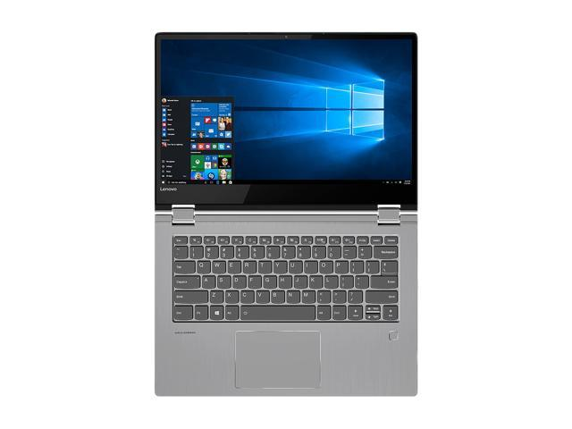 "Lenovo Flex 14 81EM0009US Intel Core i7 8th Gen 8550U (1.80 GHz) 16 GB Memory 256 GB PCIe SSD Intel UHD Graphics 620 14"" Touchscreen 1920 x 1080 Convertible 2-in-1 Laptop Windows 10 Home 64-bit"