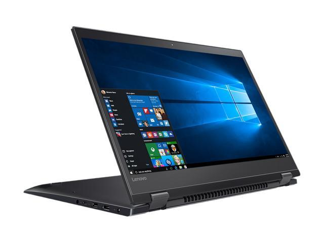 "Lenovo Flex 5 1570 (81CA000TUS) Intel Core i5 8th Gen 8250U (1.60 GHz) 8 GB Memory 256 GB PCIe SSD Intel UHD Graphics 620 15.6"" Touchscreen 1920 x 1080 Convertible 2-in-1 Laptop Windows 10 Home 64-Bit"