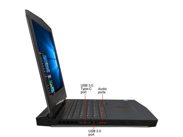 DELL Alienware 17 R4 AW17R4-7006SLV 17 3