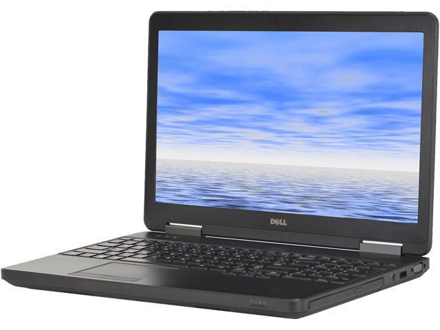 "Refurbished: DELL Laptop Latitude E5540 Intel Core i5 4th Gen 4300U (1.90 GHz) 8 GB Memory 180 GB SSD 15.6"" Windows 10 Pro 64-Bit"