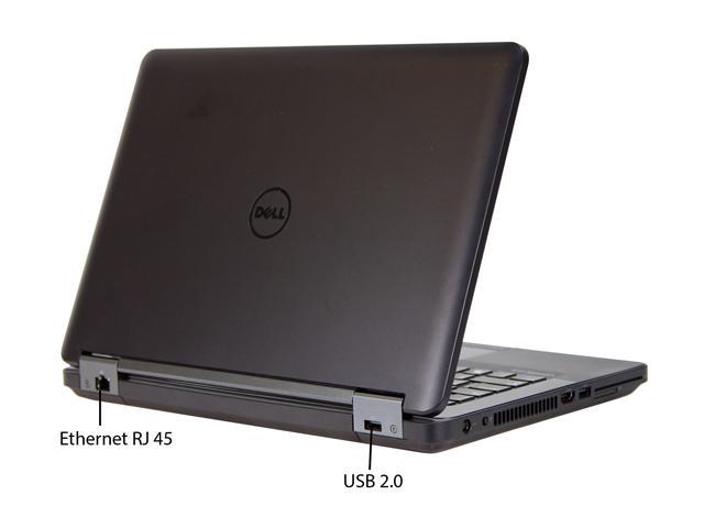 "Refurbished: DELL C Grade Laptop Latitude E5440 Intel Core i5 4th Gen 4200U (1.60 GHz) 4 GB Memory 320 GB HDD 14.0"" Windows 10 Home 64-Bit"