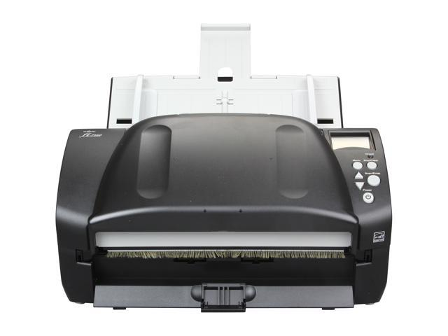 Fujitsu fi 7160 pa03670 b055 duplex up to 600 dpi usb for Best duplex document scanner