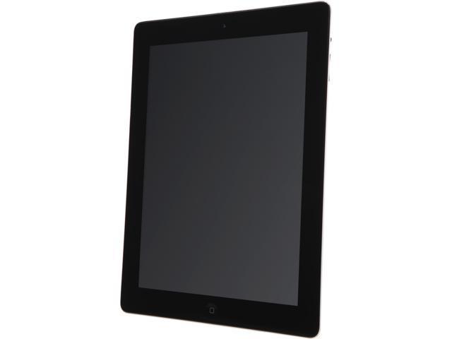 "Refurbished: Apple iPad 2 MC769LL/A-R3 Apple A5 1.00 GHz 512 MB Memory 16 GB Flash Storage 9.7"" Grade B Tablet PC iOS Black"