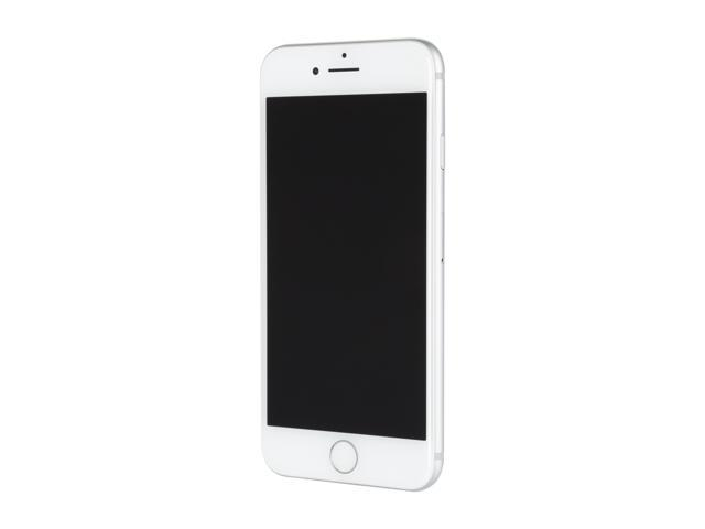 "Refurbished: Apple iPhone 7 128GB 4G LTE Cell Phone 4.7"" 2GB RAM Silver, Apple Certified Pre-owned Like New, Apple Warranty"