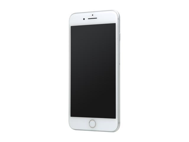 """Refurbished: Apple iPhone 7 Plus 4G LTE Cell Phone 5.5"""" Silver 32GB 3GB RAM"""