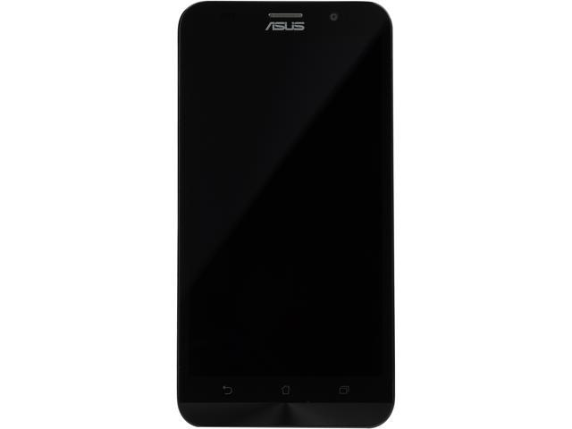 "Refurbished: Asus Zenfone 2 ZE551ML 64GB 4G LTE Unlocked Smart Phone 5.5"" 4GB RAM Black"