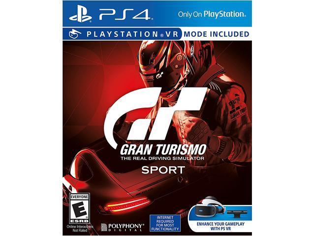 Gran Turismo Sport - PlayStation 4