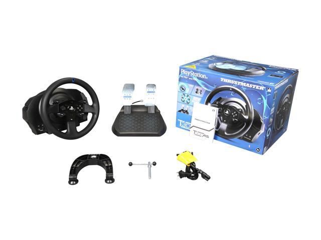 Thrustmaster T300 RS: 1080 Degrees and the First Official Force-Feedback Wheel for PC and PlayStation 4