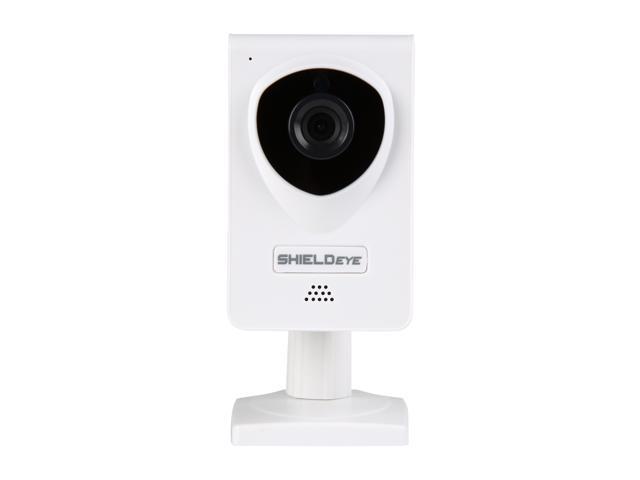 SHIELDeye RSCM-15702 1280 x 720 MAX Resolution RJ45 / Wireless Surveillance Camera