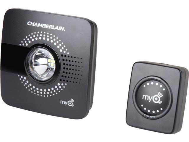 Chamberlain myQ Smart Garage Door Opener, Wireless & Wi-Fi enabled Garage Hub with Smartphone Control - MYQ-G0301