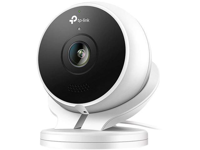 TP-LINK Kasa Cam Outdoor by TP-Link - 1080p HD, 2-Days Free Cloud Storage, Built-in Siren, Stream Anywhere, Works with Alexa and Google Assistant (KC200)