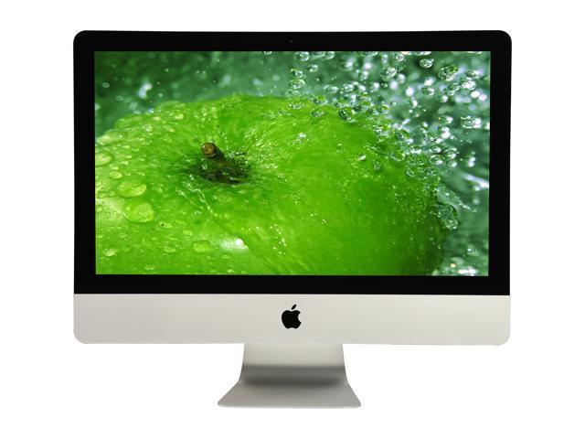 Refurbished: Apple Grade A Desktop Computer iMac RRME086LL/A-A Intel Core i5 4th Gen 4570R (2.70 GHz) 8 GB DDR3 1 TB HDD Intel Iris Pro Graphics 5200 Mac OS X 10.8 Mountain Lion