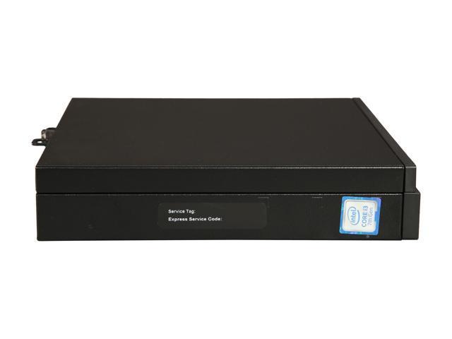DELL Desktop Computer OptiPlex 3050 (1XV9V) Intel Core i3 7th Gen 7100T (3.40 GHz) 4 GB DDR4 500 GB HDD Intel HD Graphics 630 Windows 10 Pro 64-Bit