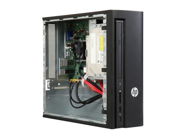 Refurbished: HP Desktop Computer 260-a129 A8-7000 Series A8-7410 (2.20 GHz) 8 GB 1 TB HDD Windows 10 Home (Certified Refurbished, Grade A)