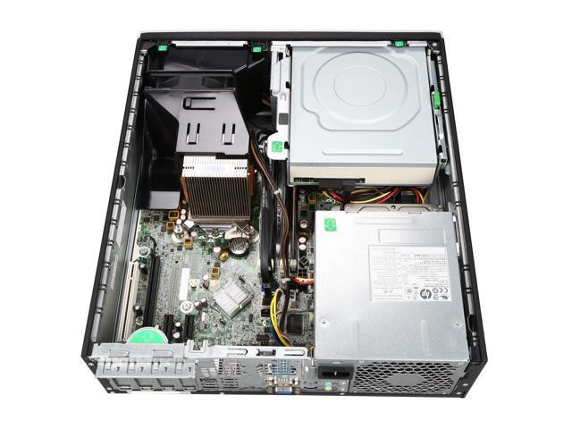 Refurbished: HP Compaq Desktop Computer 6200 Pro Intel Core i3 2nd Gen 2100 (3.10 GHz) 16 GB 1 TB HDD Windows 10 Pro 64-Bit