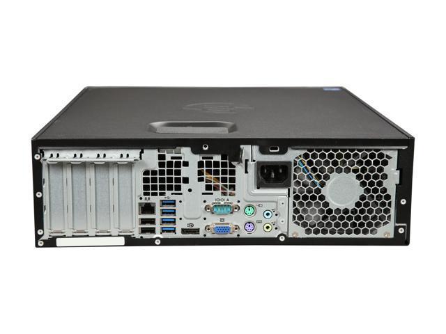Refurbished: HP Desktop Computer 8300 Intel Core i5 3rd Gen 3 2 GHz