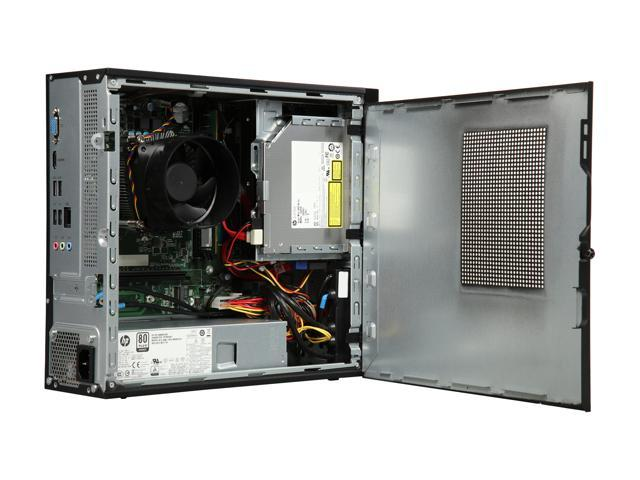 Refurbished: HP Desktop Computer Slimline 270-P027 Intel Core i3 7th Gen 7100 (3.90 GHz) 8 GB 1 TB HDD Intel HD Graphics 630 Windows 10 Home 64-Bit (Certified Refurbished, Grade A)