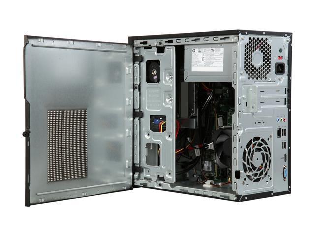 Refurbished: HP Desktop Computer Pavilion 570-p057cb Intel Core i5 7th Gen 7400 (3.00 GHz) 8 GB DDR4 16 GB Optane Memory 2 TB HDD Intel HD Graphics 630 Windows 10 Home 64-Bit