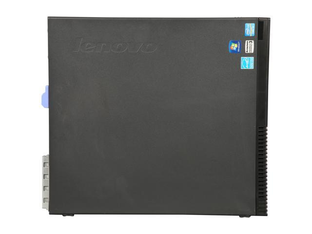 Refurbished: Lenovo A Grade Desktop Computer M82 - SFF Intel Core i5 3rd Gen 3470 (3.20 GHz) 4 GB DDR3 250 GB HDD Windows 10 Pro 64-Bit