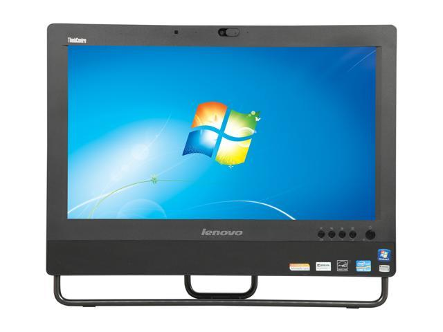 "Refurbished: Lenovo All-in-One Computer ThinkCentre M92Z Intel Core i5 3rd Gen 3470T (2.90 GHz) 8 GB 1 TB HDD 23"" Windows 7 Professional 64-Bit"