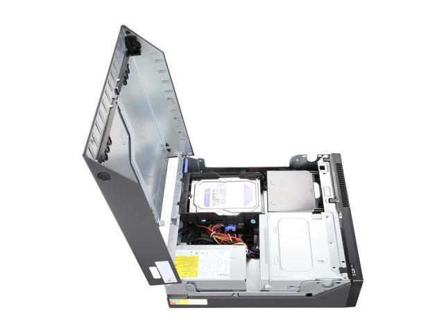 Refurbished: Lenovo Grade A Desktop PC ThinkCentre M90P Intel Core i5 1st Gen 650 (3.20 GHz) 4 GB 250 GB HDD Intel HD Graphics Windows 10 Home 64-Bit