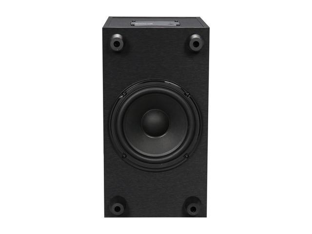Klipsch RSB-8 Sound bar with 6.5 inch wireless subwoofer, black