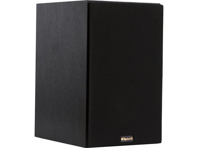 Refurbished: Klipsch Certified Factory Refurbished R-14M Black Monitor Speakers (Pair) - OEM