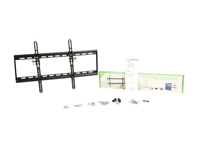 """Rosewill RHTB-14005 - 32"""" - 70"""" LCD LED TV Tilt Wall Mount - Max. Load 99 lbs. Television, VESA Up to 600x400mm, Black, Compatible with Samsung, Vizio, Sony, Panasonic, LG and Toshiba TV"""