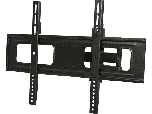 """Rosewill RHTB-17001 37"""" - 70"""" LCD LED TV Wall Mount with 6 ft. 4K HDMI Cable, Max. Load 110 lbs., Max VESA 600x400 mm, Black, Compatible with Samsung, Vizio, Sony, Panasonic, LG and Toshiba TV"""