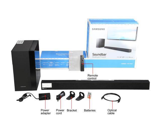 Samsung HW-M360/ZA 200W 2.1 Ch Soundbar with Wireless Subwoofer