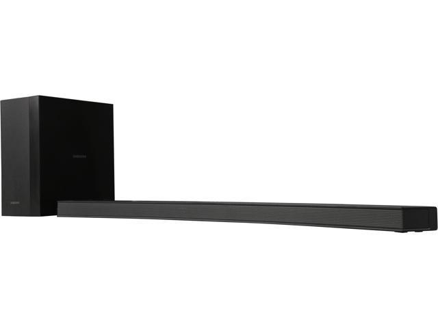 Samsung HW-M4500/ZA 260W 2.1 Ch Curved Soundbar with Wireless Subwoofer