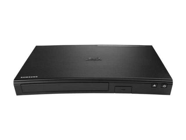 Refurbished: SAMSUNG WiFi Built-in Blu-ray & HD DVD Player RBBD-J5700/ZA