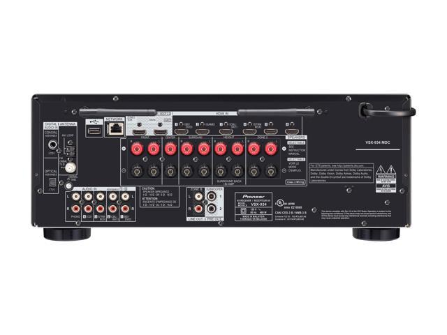 Pioneer VSX934 7-Channel Receiver