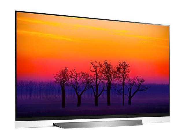 "LG E8 55"" OLED 4K HDR Dolby Atmos Smart TV with AI ThinQ OLED55E8PUA (2018)"