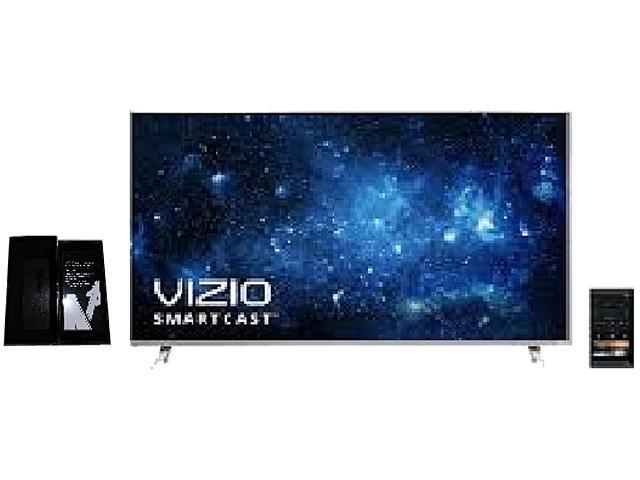 """Refurbished: Vizio 65"""" 4K Effective Refresh Rate 240Hz LED TV, 2 HDMI Cable Included"""