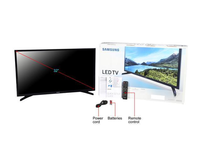 "Samsung UN32J4001AFXZA 32"" HD 720p LED TV (2017)"