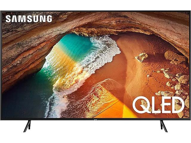 "Samsung QLED Q60R 55"" 4K Smart UHD LED TV QN55Q60RAFXZA (2019)"