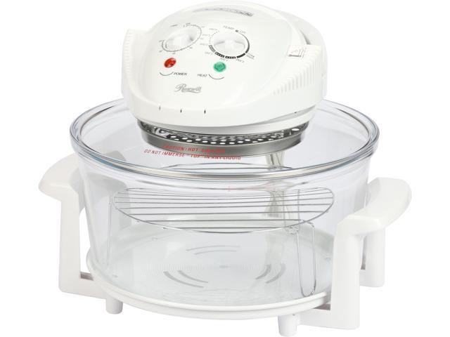 Rosewill R-HCO-15001 Infrared Halogen Convection Oven with Stainless Steel Extender Ring, 12.68-Quart to 18-Quart