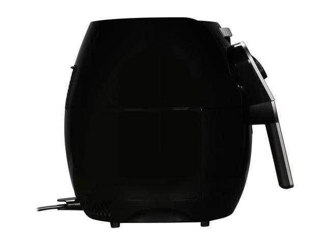Rosewill RHAF-15004 1400W Oil-Less Low Fat Air Fryer - 3.3-Quart (3.2L), Black