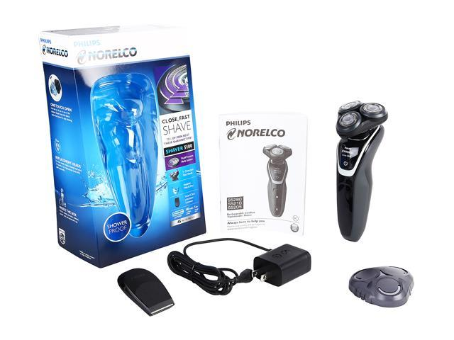 Philips Norelco Wet & Dry Electric Shaver 5100, Series 5000 S5210/81