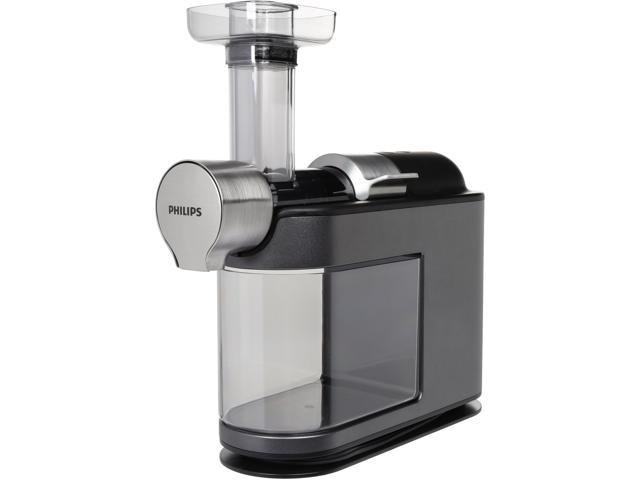 Philips Micro Masticating Juicer Silver HR1897/34
