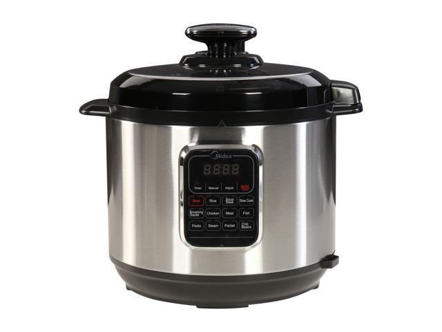 Midea 11 Preset Pressure Cooker 6.3 qt. MPC176-SS