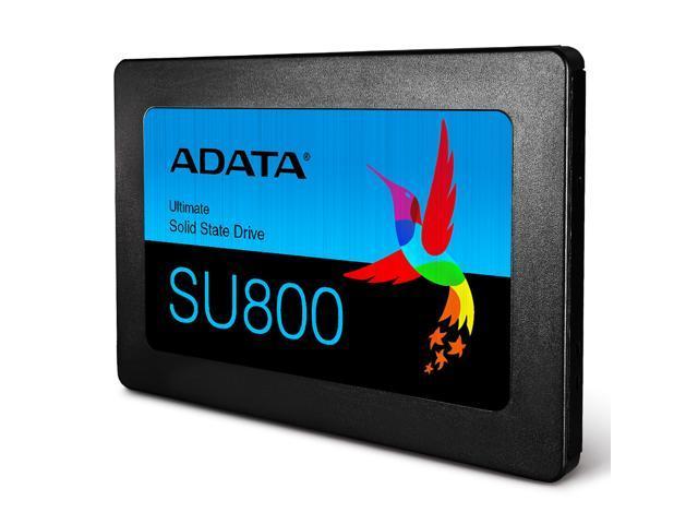 ADATA Ultimate SU800 512GB 3D NAND 2.5 Inch SATA-III Internal Solid State Drive (ASU800SS-512GT-C)