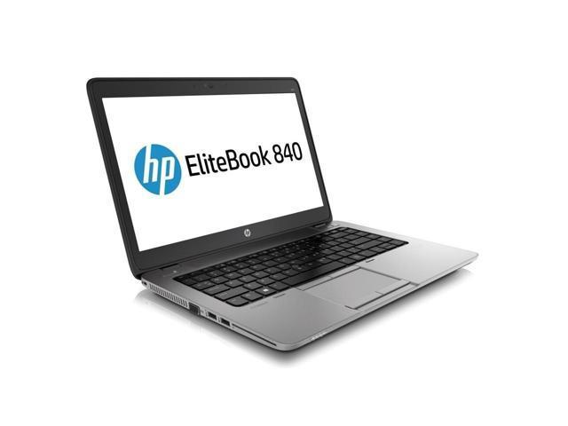 """Refurbished: Elitebook 840 G2 i7 5600U 8G 256G SSD 14"""" (1920x1080) W7 Pro CAM Finger Reader - HP Business Laptop (L4A20UT)"""