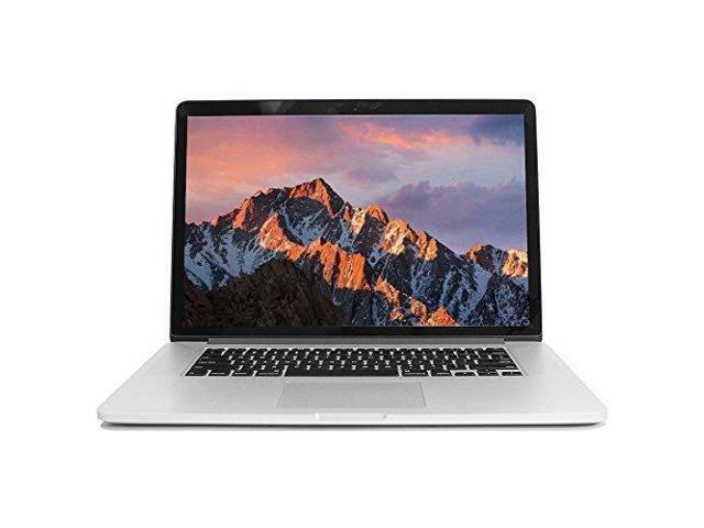 """Refurbished: Apple MacBook Pro 15.4"""" 2.8GHz 16GB RAM 512GB SSD Retina Display MGXG2LL/A GRADE B - OEM"""