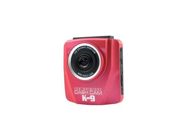 The Original Dash Cam K-9 RED HD 1080p Dash Cam