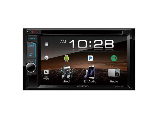 Kenwood DDX375BT  2-Din Monitor Receiver with Bluetooth